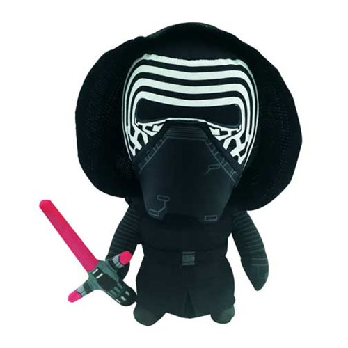 Star Wars: The Force Awakens Kylo Ren Medium Talking Plush