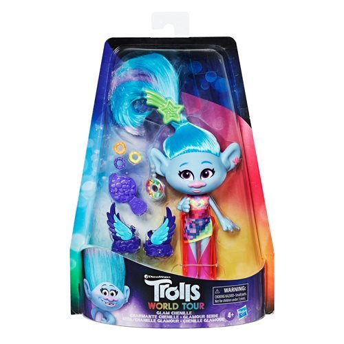 Trolls World Tour Deluxe Fashion Dolls Wave 1 Case