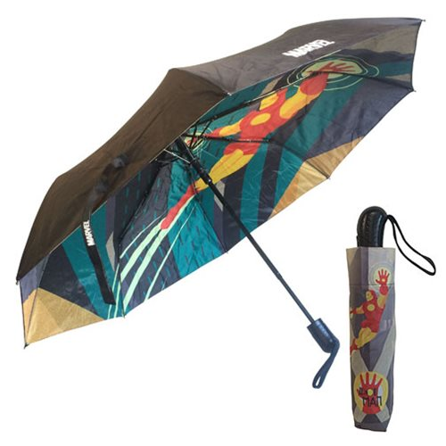 Marvel Comics Iron Man Deco Inside Print Umbrella
