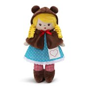 Goldilocks and the Three Bears Goldie 13-Inch Doll Plush