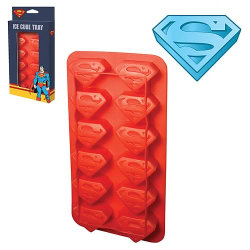 Superman DC Comics Ice Cube Tray