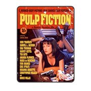 Pulp Fiction Fleece Throw Blanket