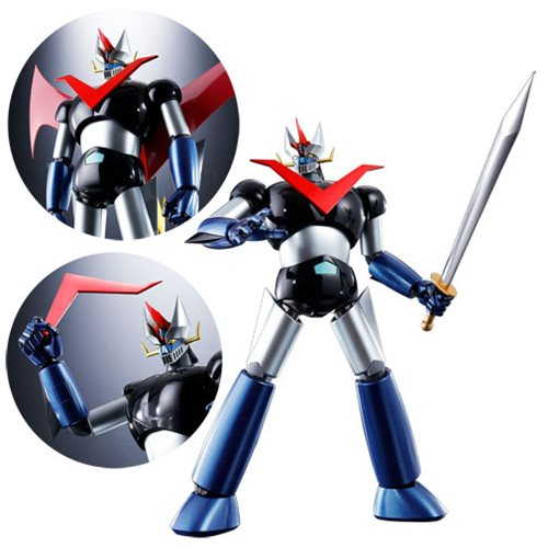 Great Mazinger GX-73 Dynamic Classic Soul Of Chogokin Die-Cast Metal Action Figure