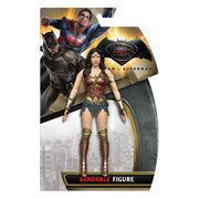 Batman v Superman: Dawn of Justice Wonder Woman Bendable Action Figure