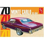 1970 Chevy Monte Carlo 1:25 Scale Die-Cast Model Kit