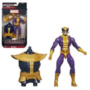 Avengers Marvel Legends Comic Batroc Action Figure