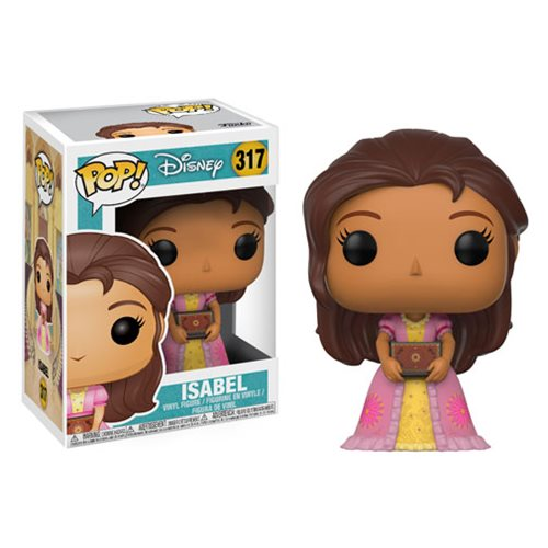 Elena of Avalor Isabel Pop! Vinyl Figure #317