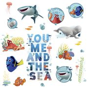 Finding Dory and Friends Quote Wall Decals