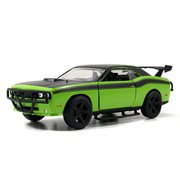 Fast and the Furious 2008 Dodge Challenger SRT8 1:32 Scale Die-Cast Metal Vehicle