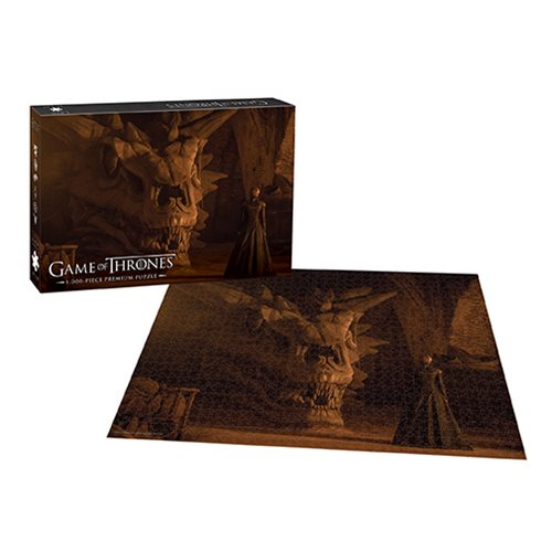 Game of Thrones Balerion the Black Dread 1,000-Piece Premium Puzzle