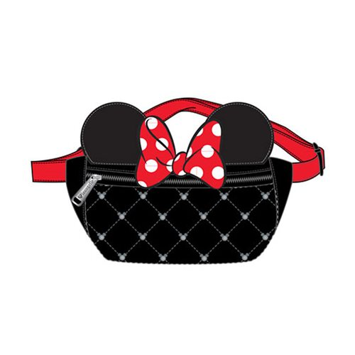 Minnie Mouse Ears Fanny Pack