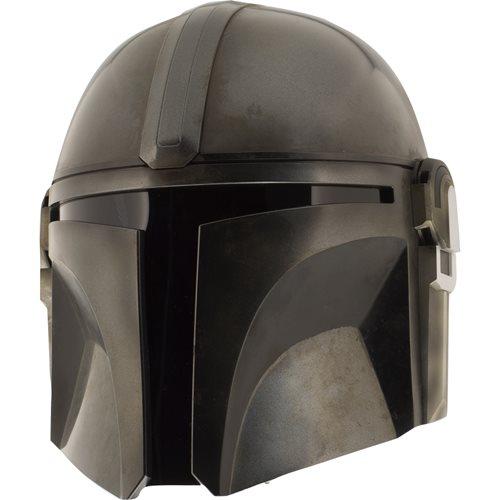 Star Wars: The Mandalorian 1:1 Scale Helmet Prop Replica
