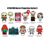 Horror Series 5 Figural Bag Clip Display Case