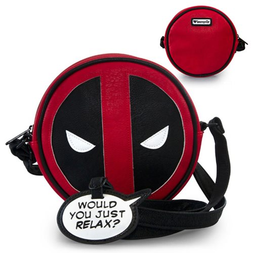 Deadpool Crossbody Purse
