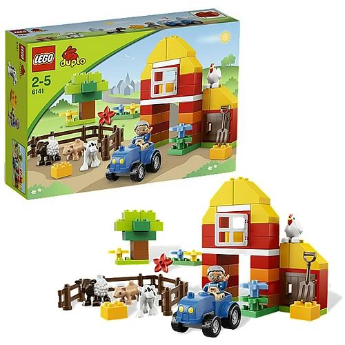 LEGO Duplo 6141 My First Farm