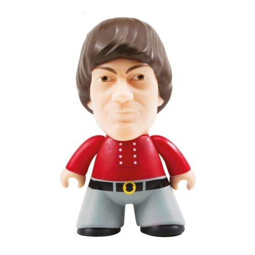 Monkees Micky Dolenz 4 1/2-Inch Titans Vinyl Figure
