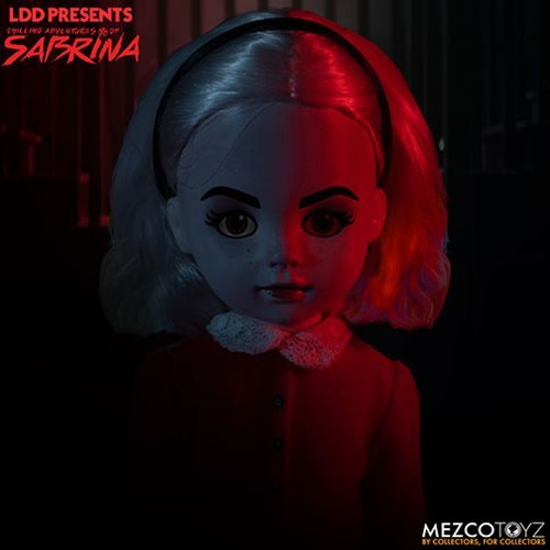 LDD Presents Chilling Adventures of Sabrina Doll