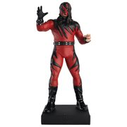 WWE Championship Collection Kane Figure with Collector Magazine