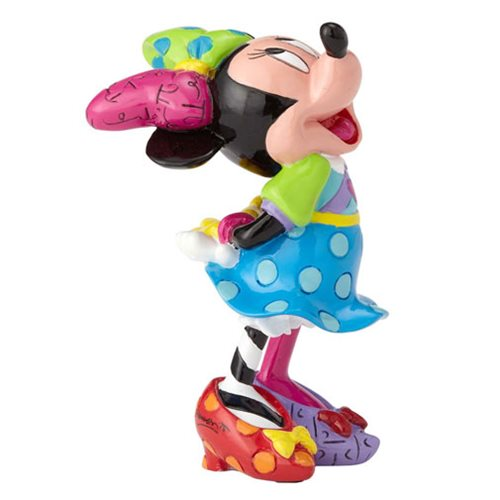 Disney Minnie Mouse Mini-Statue by Romero Britto