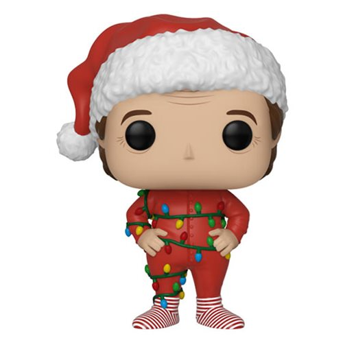 The Santa Clause with Lights Pop! Vinyl Figure