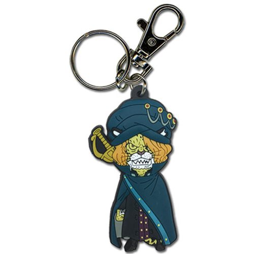 One Piece Pedro PVC Key Chain