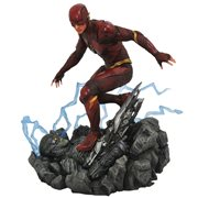 Justice League Movie Flash Gallery Statue, Not Mint