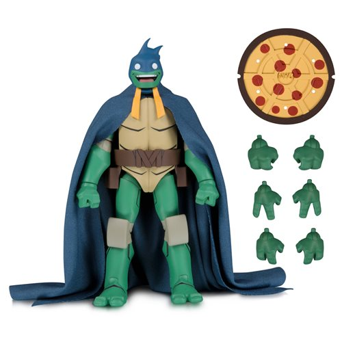 Teenage Mutant Ninja Turtles Michelangelo as Batman Action Figure - San Diego Comic-Con 2019 Exclusive