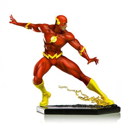 DC Comics The Flash by Ivan Reis 1:10 Art Scale Statue