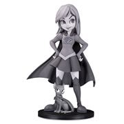 DC Artists' Alley Supergirl Black and White by Chrissie Zullo Designer Vinyl Figure