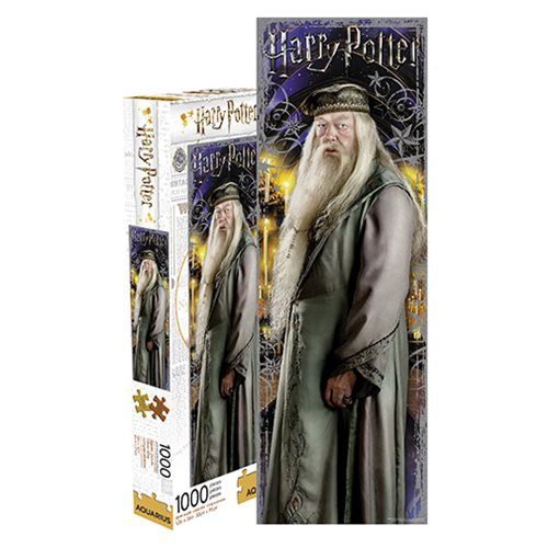 Harry Potter Professor Dumbledore 1,000-Piece Slim Puzzle