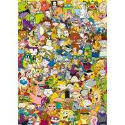 Nickelodeon 90s 3,000-Piece Puzzle