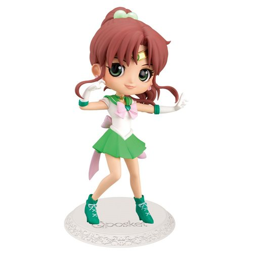 Sailor Moon Eternal Super Sailor Jupiter Ver.B Q Posket Statue