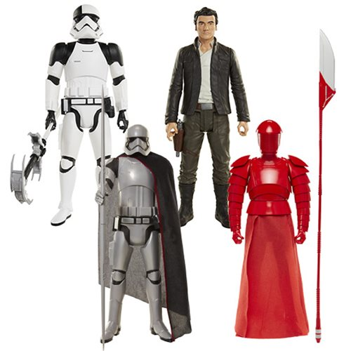 Star Wars: The Last Jedi 20-Inch Action Figure Wave 2 Case