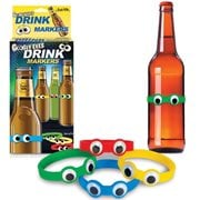 Googly Eyes Drink Markers Set of 4
