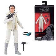 Star Wars The Black Series Princess Leia Organa (Hoth) 6-Inch Action Figure, Not Mint