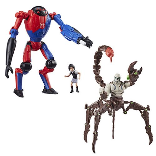 Spider-Man Into the Spider-Verse Deluxe Figures Wave 1