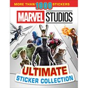 Marvel Studios Ultimate Sticker Collection Paperback Book