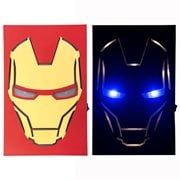 Iron Man LED Light-Up Box Art