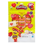 Play-Doh Valentines 15 Can Bag