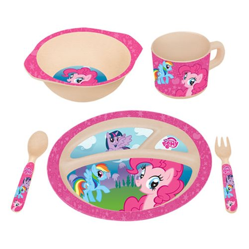 My Little Pony Dinnerware 5-Pack Set