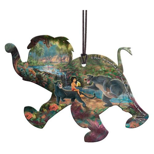 Disney The Jungle Book Thomas Kinkade Hanging Acrylic Print