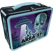 Alien Area 51 Gen 2 Fun Box Tin Tote