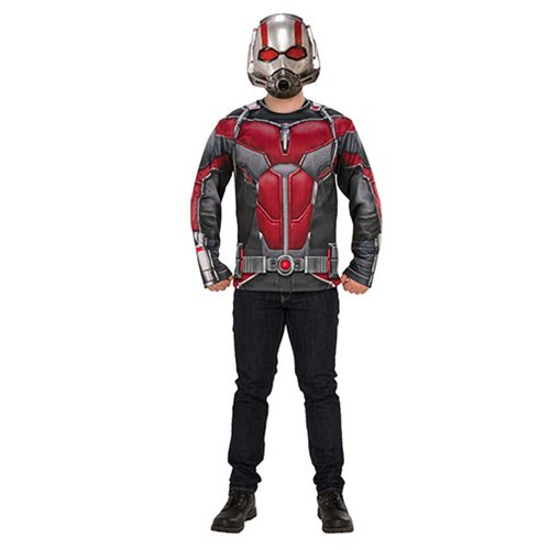 Ant-Man and the Wasp Ant-Man Costume Top with Mask