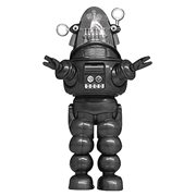 Forbidden Planet Robby the Robot Gray Soft Vinyl Figure - Previews Exclusive
