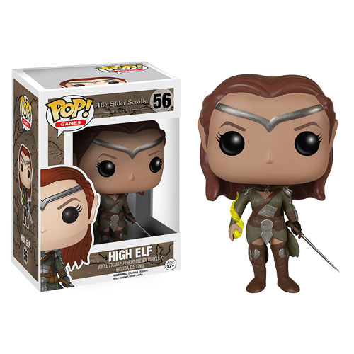 Elder Scrolls: Online High Elf Pop! Vinyl Figure, Not Mint