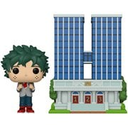 My Hero Academia U.A. High School with Deku in Uniform Pop! Town
