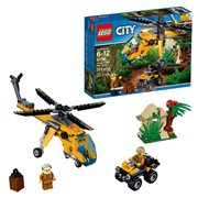 LEGO City Jungle 60158 Jungle Cargo Helicopter