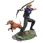 Marvel Gallery Comic Hawkeye Statue