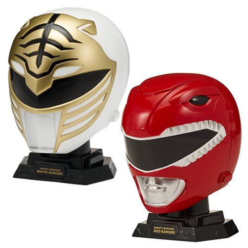 Power Rangers Legacy 1:4 Scale Helmet Collection Wave 1 Set