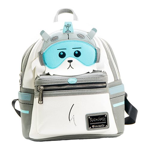 70e56f3c1652 Rick and Morty Snowball Mini Backpack - Entertainment Earth